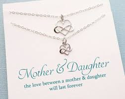 Mother Daughter Keepsakes Mother Daughter Gift Etsy