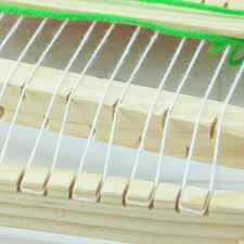 aliexpress com buy traditional wooden hand knitting weaving loom