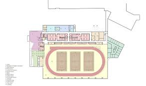 Digital Floor Plan by Gallery Of Abilities Centre B H Architects 12