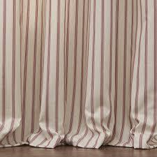 Linen Curtains With Grommets Iyuegou Classic Jacquard Stripe Cotton Linen Blend Eco Friendly