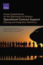 planning pic human capital needs for the department of defense operational