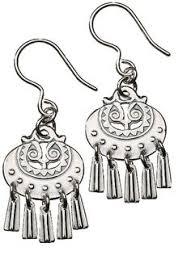 kalevala moon goddess silver pendant necklace moon goddess
