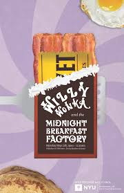 midnight breakfast on may 12th nyu carlyle court