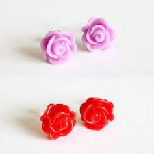 plastic earrings plastic earring manufacturers suppliers traders of plastic