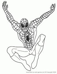 the amazing superhero printable coloring pages intended to inspire