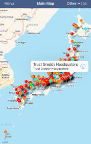 Dart Map Fundraiser By Travis Dart Jdm Maps Ios Application