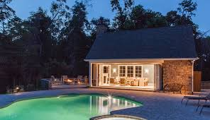 Pool Houses by Pool Houses Swimming With Style Annapolis Home