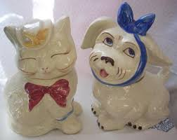 c dianne zweig kitsch n stuff collecting vintage dog and cat collecting vintage dog and cat collectibles for your kitschy kitchen