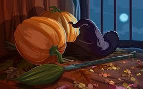 free halloween animated desktop wallpaper wallpapersafari