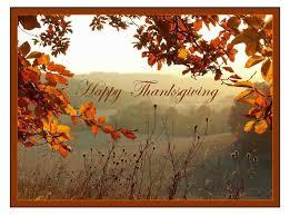 thanksgiving scenery o r y