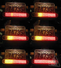 High Intensity Led Light Bar by Admore Lighting High Output Led Light Bar With Running Brake And