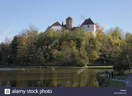Amtsgericht Bad Iburg Schloss Iburg Castle In Bad Iburg Osnabruecker Land Region Lower