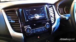 mitsubishi strada 2016 interior all new mitsubishi triton 2015 indonesia version interior