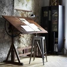 bureau stylé idées de décoration d un bureau style industriel archzine fr