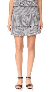 silk skirt anine striped silk skirt shopbop