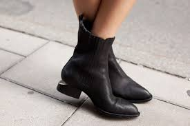 alexander wang anouck chelsea leather ankle boots saks com
