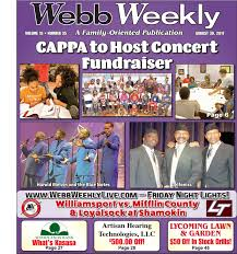 webb weekly august 30 2017 by webb weekly issuu