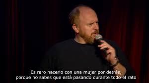 Louis Ck Meme - louis ck subtitulos español 1080p hacerse mayor comedy store 2015