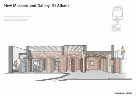 new museum floor plan renaissance st albans plans st albans museums and galleries trust