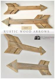 Creative Diy Wood Ls 50 Easy Crafts To Make And Sell Wood Arrow Crafts And