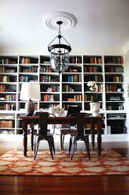 chandelier office creative editonline us chandelier office creative dreamy home offices with libraries for creative inspiration