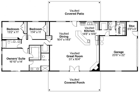 open ranch style floor plans baby nursery open floor plans for ranch homes house plans new