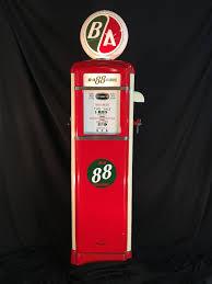 antique gas station lights for sale ba 88 gasoline authentic vintage gas pump with authentic hose