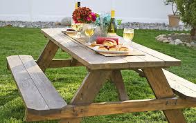 How To Build A Farmhouse Table 10 Diy Outdoor Farmhouse Tables Seeking Lavendar Lane