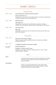 Maintenance Resume Examples by Maintenance Worker Resume Samples Visualcv Resume Samples Database