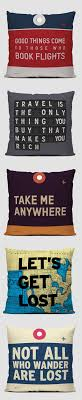 inspired decor travel inspired bedroom ideas travel quote pillows black travel