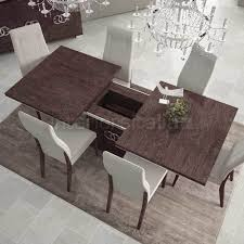 contemporary dining tables extendable modern dining set 0 interest free finance available