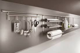 ustensiles cuisine inox barre porte ustensiles de cuisine inox de 40 100 cm rosle barre
