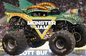 monster truck jam ford field monster jam pit party wrif rocks detroit