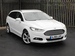 used ford mondeo titanium white cars for sale motors co uk