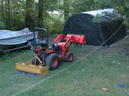 Portable Garages Anyone Have Any Experience With Shelter Logic Portable Garages