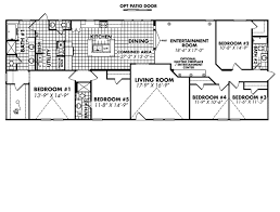 5 Bedroom Manufactured Home Floor Plans 5 Bedroom Modular Homes U2013 Clandestin Info