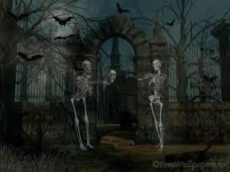 wallpaper hallowen image gallery of halloween skeleton wallpaper