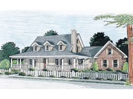 chisholm trail acadian home plan 130d 0145 house plans and more