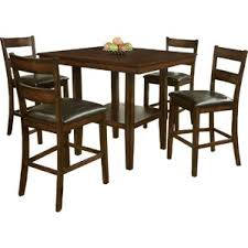 Counter Height Dining Sets Youll Love Wayfair - Counter height dining table swivel chairs