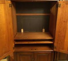 Stand Alone Kitchen Pantry Cabinet by Pantry Cabinet Armoire Pantry Cabinet With Hometalk Repurposed Tv