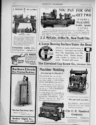 Home Decorators Collection Mexico Mo American Machinist 1906 October 18 Back Ads To Back Cover