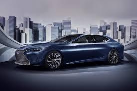 youtube lexus lf fc fuel cell plus high output equal lexus lf fc ultimate car blog
