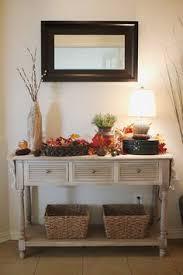 entry way table decor foyer table centerpieces trgn 4eda83bf2521