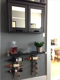 Kitchen Bar Cabinet Ideas Dining Room Amazing Ikea Bar Cabinet Ideas Wooden Wine Rack Corner