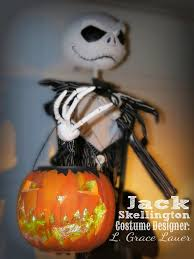 jack skellington handmade costume nightmare before christmas