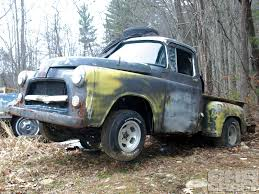 Vintage Ford Truck Junk Yards - junkyard crawl the dodge bros rod network