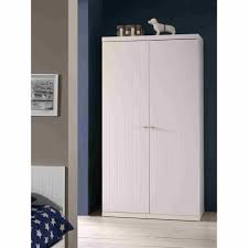 robin armoire 2 portes laquée blanche achat vente armoire de
