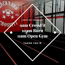 backyard crossfit home facebook