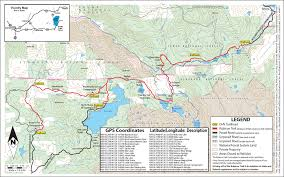 Map Of Sedona Arizona by Rubicon Trail U2013 Barlow Adventures