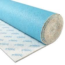 Thick Underlay For Laminate Flooring Quality Carpet Underlay 10mm Thickness